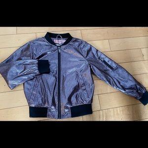 Urban Republic Girls Collection Bomber Jacket Sz14
